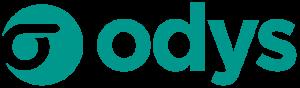 ODYS Logo full turquoise